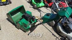 Suffolk Punch 35S Self Propelled Cylinder Lawnmower Fully Serviced