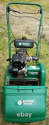 Suffolk Punch Cylinder Roller Self Propelled Mower