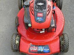 Toro 675 Series Gts 55cm 3-in-1 Self Propelled Petrol Recycler Lawn Mower