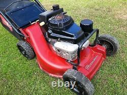 Toro Proline self propelled walk behind mower professional