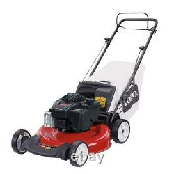 Toro-Self Propelled Lawn Mower 21in. Gas Walk Behind Foldable handle With Bagger
