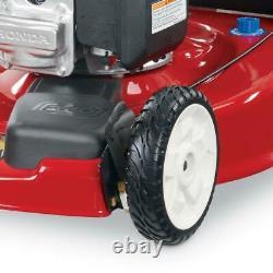 Toro Self Propelled Lawn Mower 22 in. Honda High Wheel Gas Walk Behind