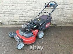 Toro Timemaster 30 Cut Self-Propelled Lawnmower with new engine