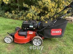 Toro Timemaster 30 Cut Self Propelled Petrol Lawn Mower Immaculate