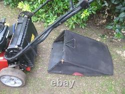 Toro Timemaster Twin Blade Self Propelled Mower