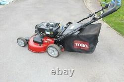Toro timemaster lawnmower cutter massive 30 wide cut self propelled
