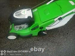 VIKING 655VR Self Propelled Petrol Lawnmower