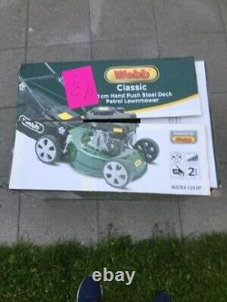 Webb Classic R410SP 41 cm Self Propelled Petrol Lawn Mower