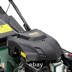 Webb WER510SP Classic 51cm (20) Self Propelled Petrol Rotary Lawnmower