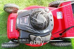 Weibang virtue 46SP self propelled petrol lawn mower brand new with warranty